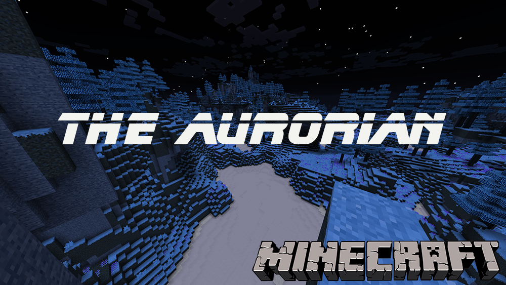The Aurorian mod for minecraft