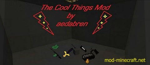 The CoolThings Mod