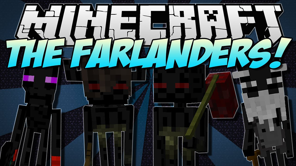 The Farlanders mod for minecraft