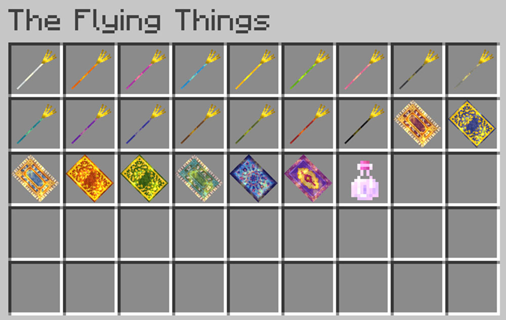 The Flying Things Mod Screenshots 1