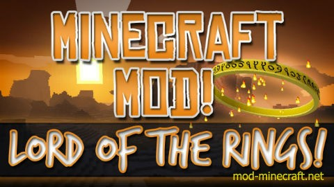 The Lord of the Rings Mod 1 7 10/1 7 2/1 6 4 | Minecraft Mods