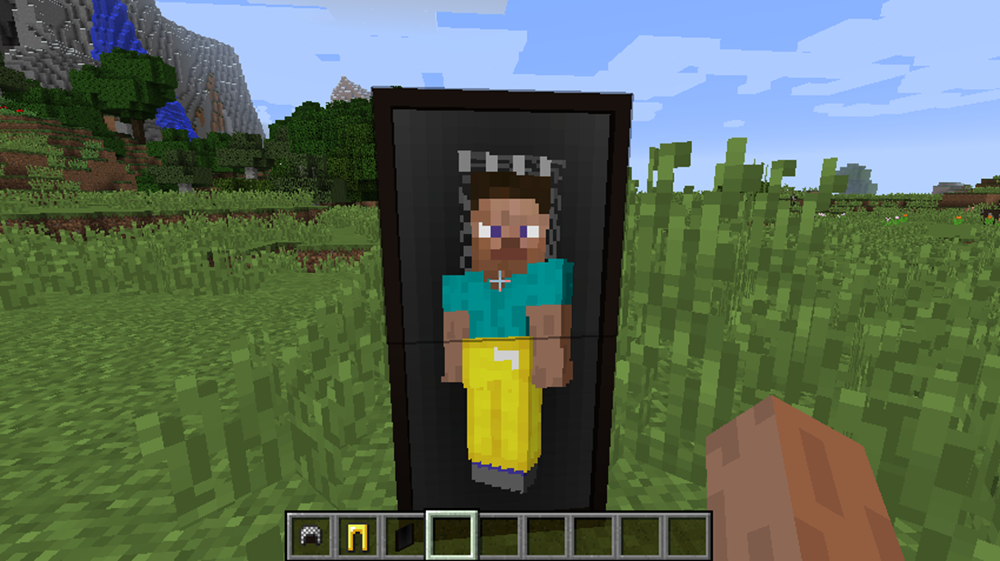 The Magic Mirror mod for minecraft