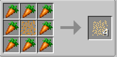 The Veggie Way mod for minecraft recipes 06
