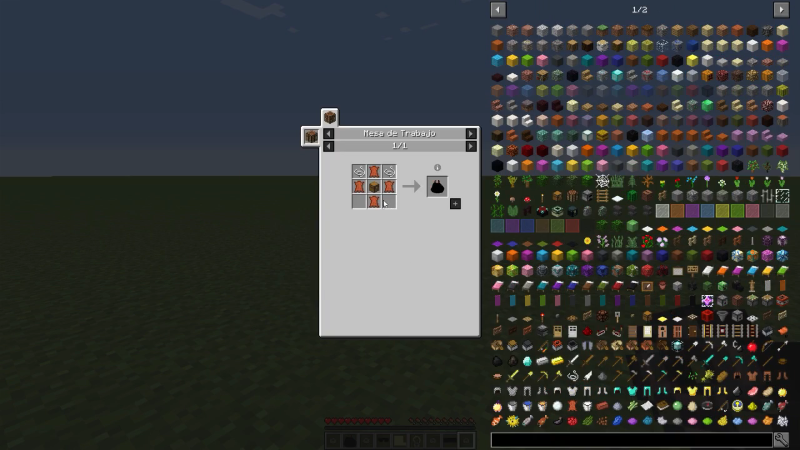 Thut Bling Mod Crafting Recipes 1