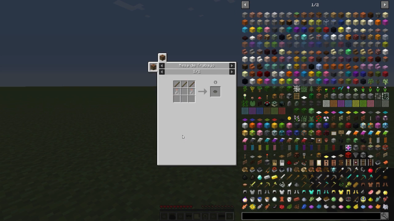 Thut Bling Mod Crafting Recipes 2