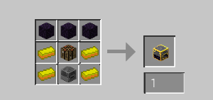 Timber Axes mod for minecraft recipes 02