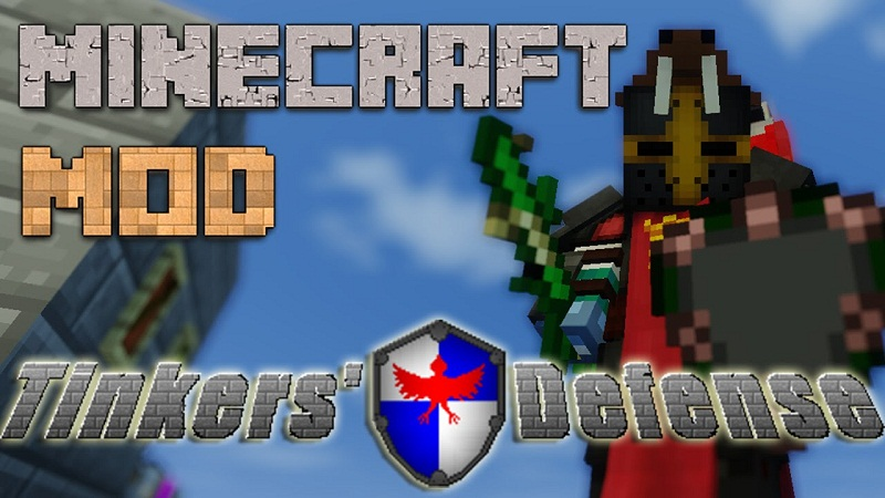 minecraft mods 1.10.2 tinkers construct