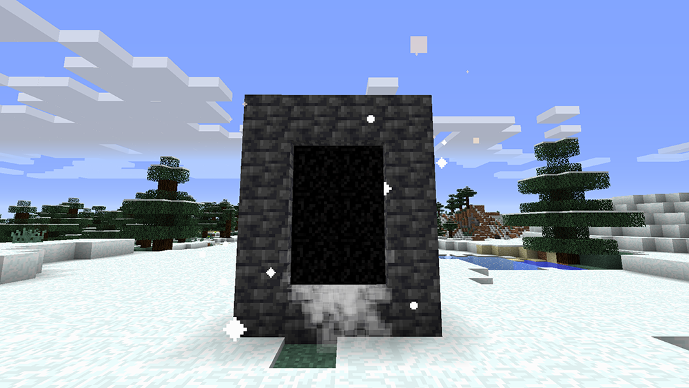 Towers Of Nether mod for minecraft screenshots 02