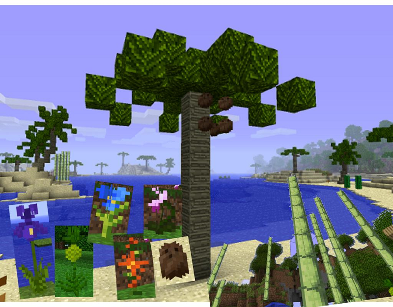 Tropicraft Mod Screenshots 2