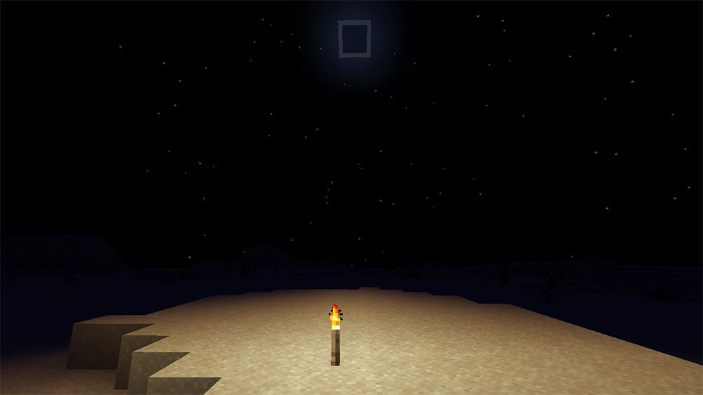 True Darkness mod for minecraft screenshots 01
