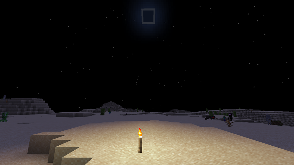 True Darkness mod for minecraft screenshots 02