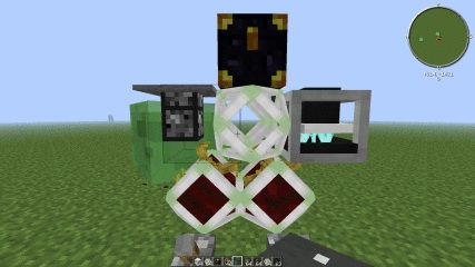 Minecraft tutorial br bus input panel project red 1. 7. 10 youtube.