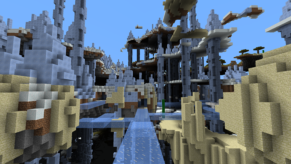 Ultra Amplified mod for minecraft screenshots 02