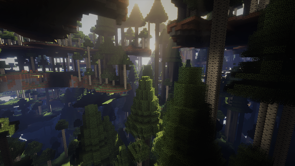 Ultra Amplified mod for minecraft screenshots 08