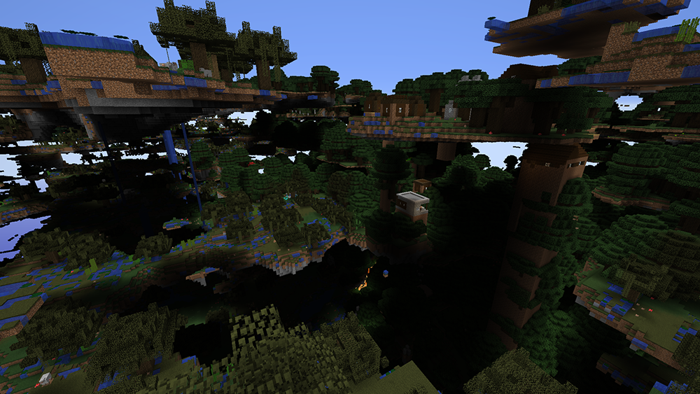 Ultra Amplified mod for minecraft screenshots 09