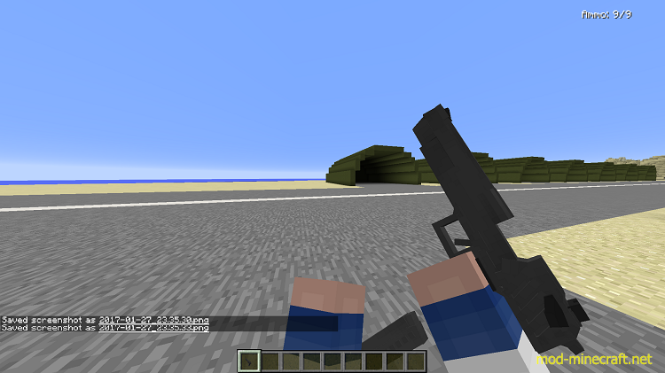 Vic's Modern Warfare Mod for Minecraft 1.12.2/1.11.2 - Mod ... Barrel Minecraft