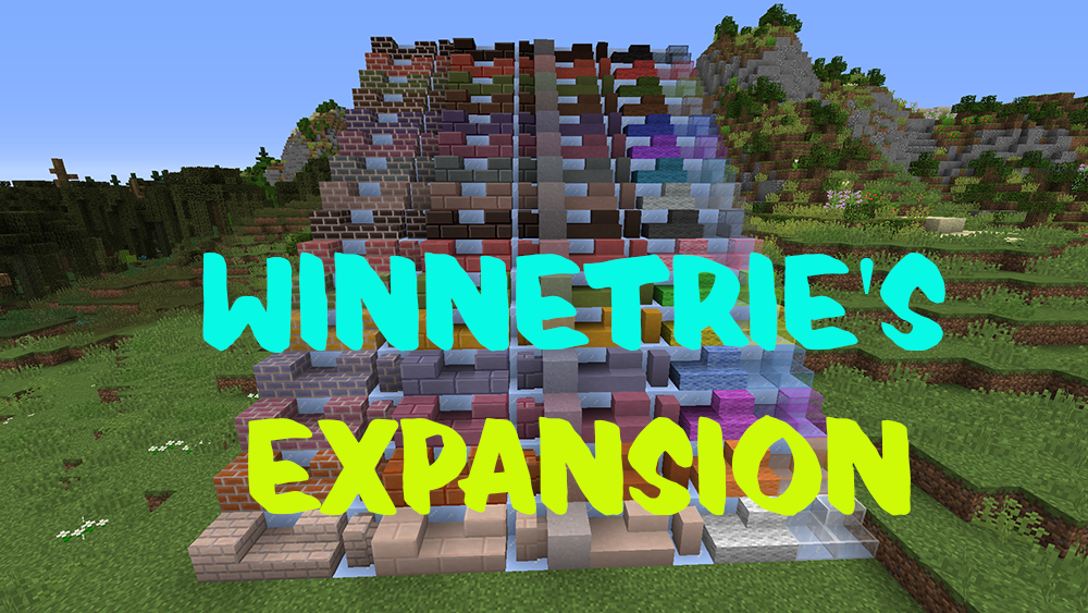Winnetrie's Expansion mod for minecraft