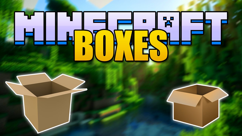 World of Boxes Mod