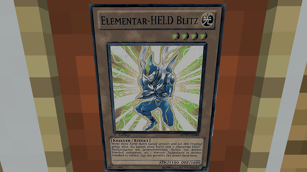 Yugioh Plus mod for minecraft screenshots 08