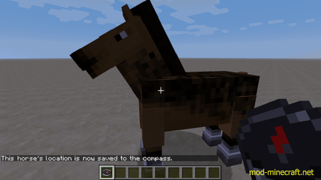 Where Is My Horse Mod for Minecraft 1 6 2 - Mod-Minecraft net
