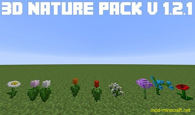 3d-nature-pack-resource-pack
