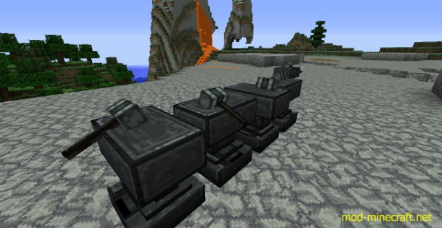 AD reforged resource pack 4 [1.9.4/1.9] [32x] AD Reforged Texture Pack Download
