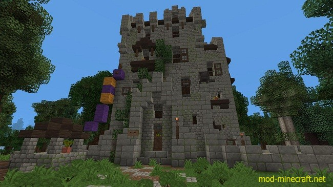 Before dusk resource pack 5 [1.9.4/1.9] [32x] Before Dusk Texture Pack Download