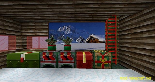 Christmas pack 1 [1.9.4/1.8.9] [16x] Christmas Texture Pack Download