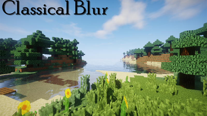 Classical Blur Resource Pack