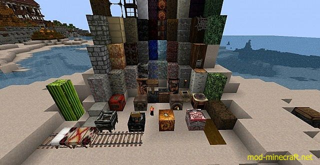http://img.mod-minecraft.net/Resource-Pack/IRON.HORSE - Native American Resource Pack2.jpg