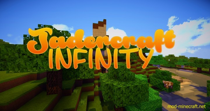Jadercraft Infinity Resource Pack 1.8.3/1.8/1.7.10