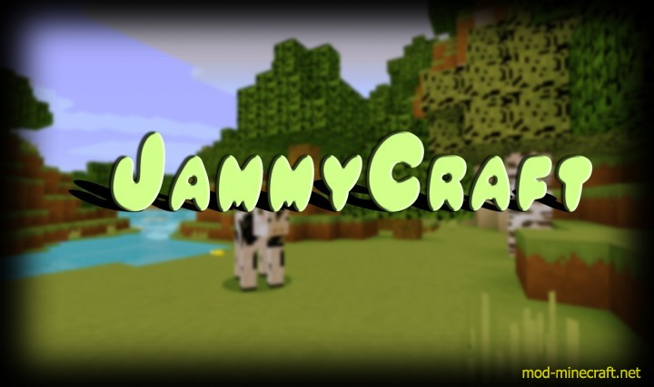 JammyCraft Resource Pack 1.8.7/1.8/1.7.10
