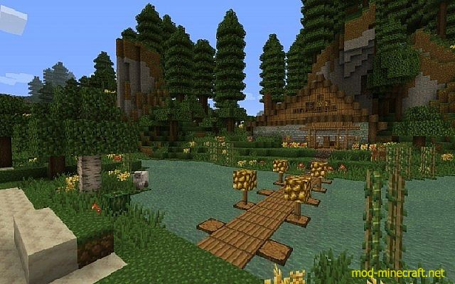 Jungle Ruins Resource Pack 1.9.2/1.9/1.8.9