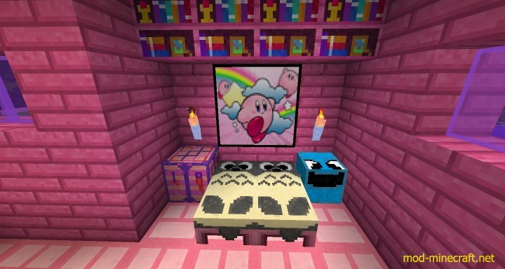 Kawaii World Resource Pack 1.8.7/1.8/1.7.10