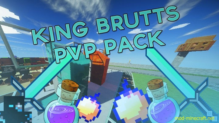 King Bruts PVP Resource Pack 1.8.8/1.8/1.7.10