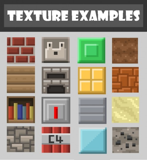 Mad pixels cartoony pack 3 [1.9.4/1.8.9] [16x] Mad Pixels [Cartoony] Texture Pack Download