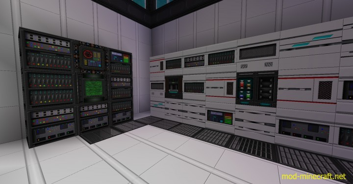 Norzeteus space resource pack 4 [1.9.4/1.8.9] [128x] Norzeteus Space CTM Texture Pack Download