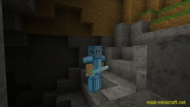 POW craft resource pack 7 [1.9.4/1.8.9] [32x] POW! Craft Texture Pack Download