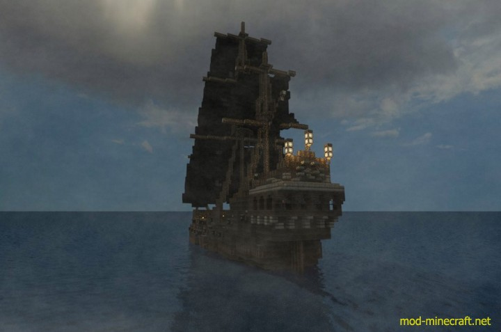 Pirates of the Caribbean Online Resource Pack 1.8.7/1.8/1.7.10