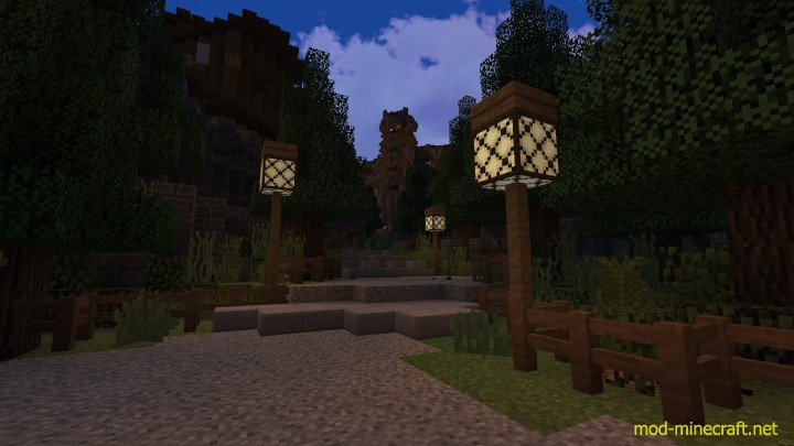 Realistic default resource pack 4 [1.9.4/1.8.9] [16x] Realistic Default Texture Pack Download