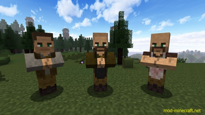 Realistic default resource pack 6 [1.9.4/1.8.9] [16x] Realistic Default Texture Pack Download
