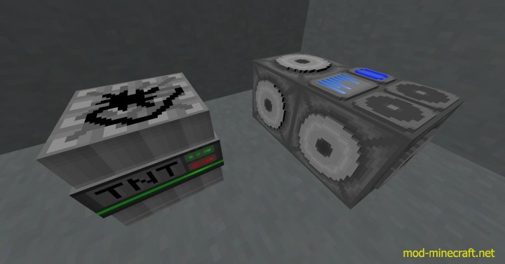 Rex resource pack 2 [1.9.4/1.9] [32x] REX 3D Models Texture Pack Download