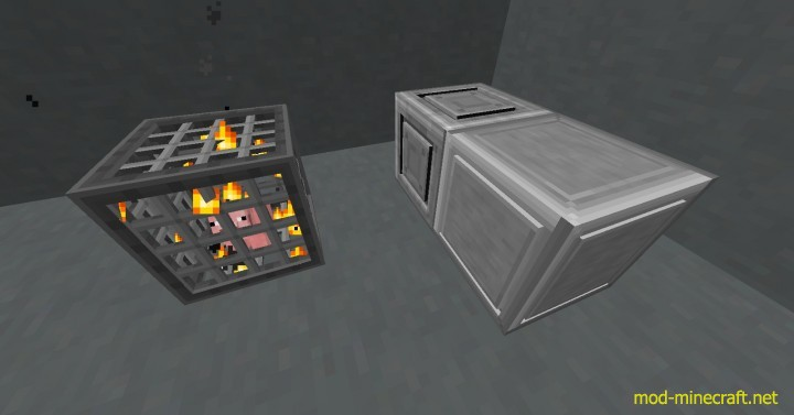 Rex resource pack 4 [1.9.4/1.9] [32x] REX 3D Models Texture Pack Download