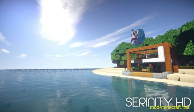 Serinity HD Resource Pack 1.8.8/1.8