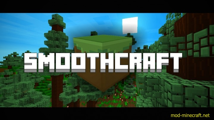 Smoothcraft Resource Pack 1.8.8.1/8 by MasterMind_DC