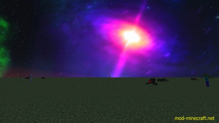 space sky hd realistic resource pack 1 8 2 1 8 1 1 8