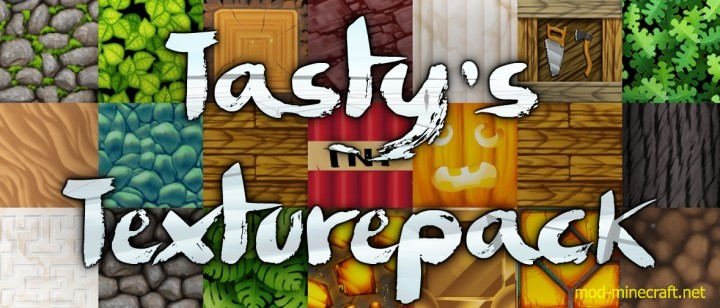 Tasty's Resource Pack 1.8.8/1.8/1.7.10