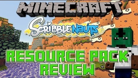 The Scribblenauts Resource Pack 1.8.7/1.8