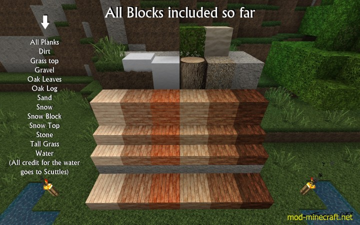 Ultrapack realistic by casper 1 [1.9.4/1.8.9] [512x] UltraPack Realistic Texture Pack Download