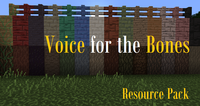 Voice Bones Resource Pack